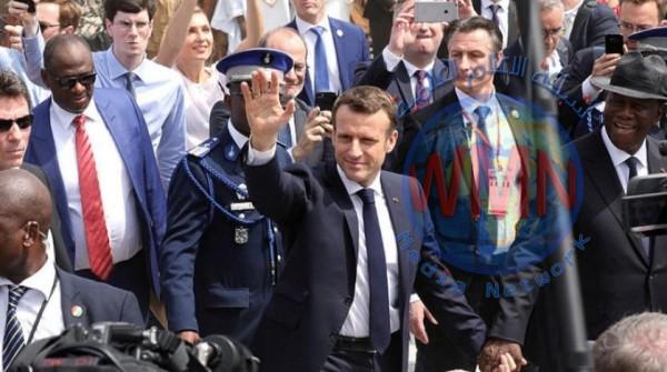 ماكرون يطالب حكومات دول الساحل بموقف واضح من الحرب ضد المتطرفين