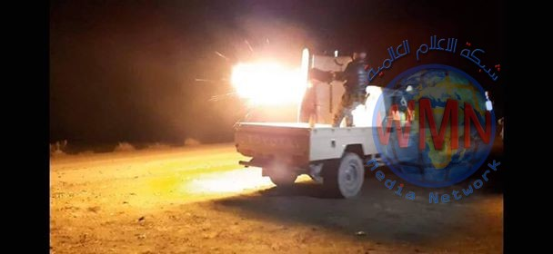 """الحشد الشعبي يتصدى لهجوم """"داعشي"""" جنوب الموصل"""