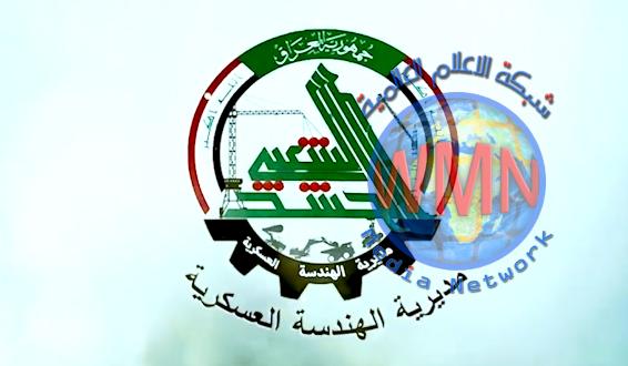 الهندسة العسكرية بالحشد الشعبي تنظم استعراضا بالأليات في بغداد بمناسبة النصر