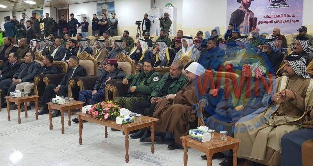 """تحت شعار """"الوطن وصية الشهداء"""".. انطلاق مراسم إحياء الذكرى الخامسة لتحرير الضلوعية"""