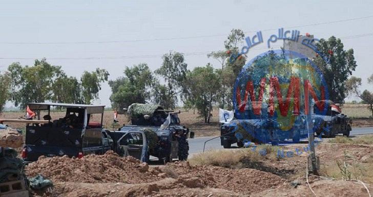 استشهاد اثنين من الشرطة الاتحادية بهجوم لداعش في كركوك