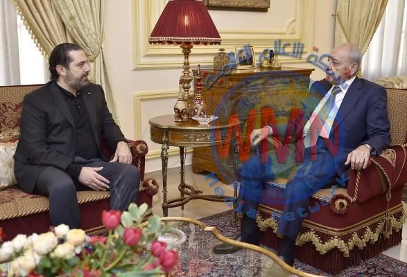 بيان مشترك للرئيسين بري والحريري: عدم الانجرار نحو الفتنة والاسراع بتشكيل حكومة
