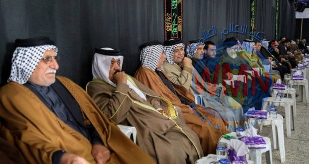 بالصور.. دموع وشموع في عزاء الشهيد أحمد مهنا