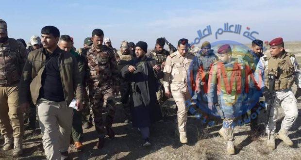 التقاء الحشد والجيش والبدء بالمرحلة الثانية من عمليات التطهير جنوب الموصل