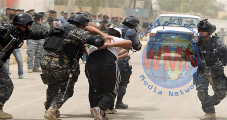 القبض على اثنين من عناصر داعش يعملان بـ(ديوان الجند) في الموصل