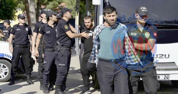 تركيا ترحل داعشيين اثنين الى كوسوف