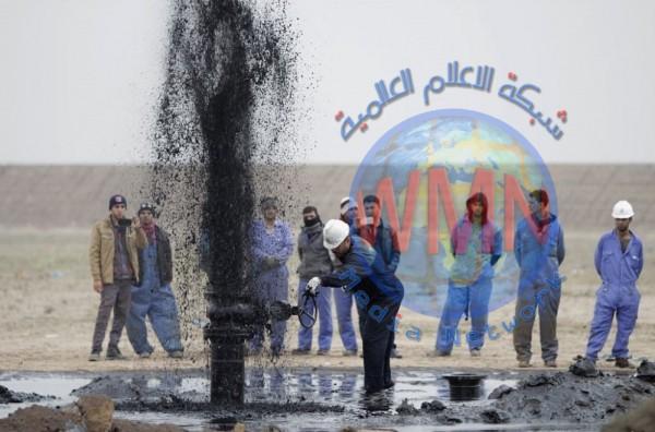 وزارة النفط تعلن مجموع الصادرات والإيرادات المتحققة للشهر الماضي