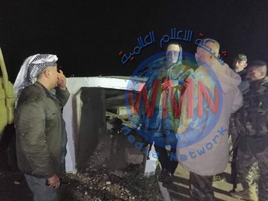 إستشهاد وإصابة 9 من الحشد بهجوم داعشي في ديالى