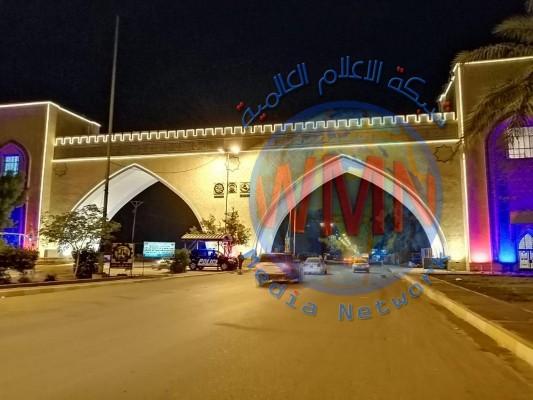 إكمال تطوير بوابة بغداد الشمالية