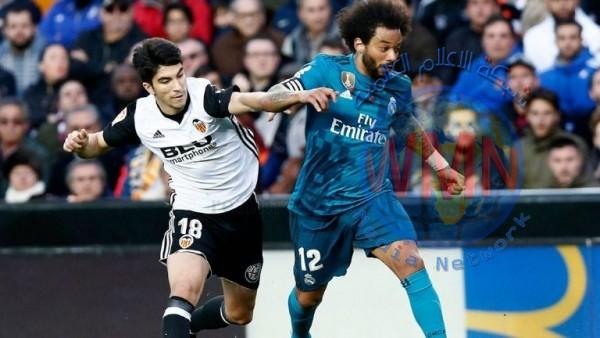 التشكيلة المتوقعة لريال مدريد ضد فالنسيا اليوم في الدوري الإسباني