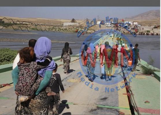 محافظ نينوى: 2020 عام إغلاق ملف النازحين نهائياً