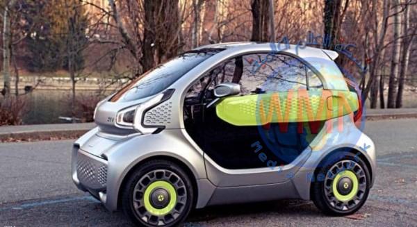 سيارة كهربائية إيطالية بتقنية الطباعة ثلاثية الأبعاد