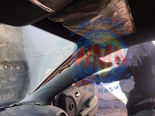 القبض على متهمين بتجارة المخدرات في نينوى