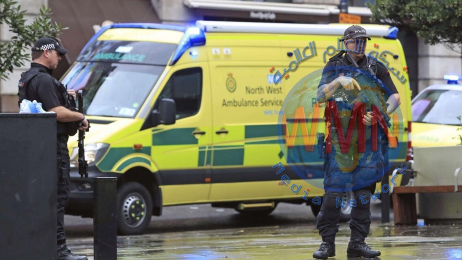 4 اصابات بحادثة طعن في بريطانيا
