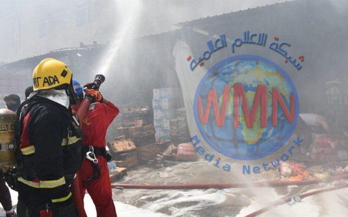 ديالى تعلن اخماد اكثر من 1800 حريق خلال 2019