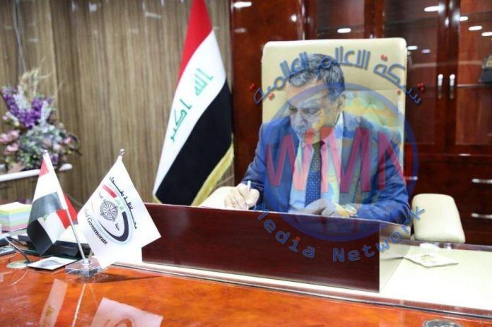 محافظ بغداد يعلن قرب افتتاح محطة ماء النهروان بطاقة 2200 م3