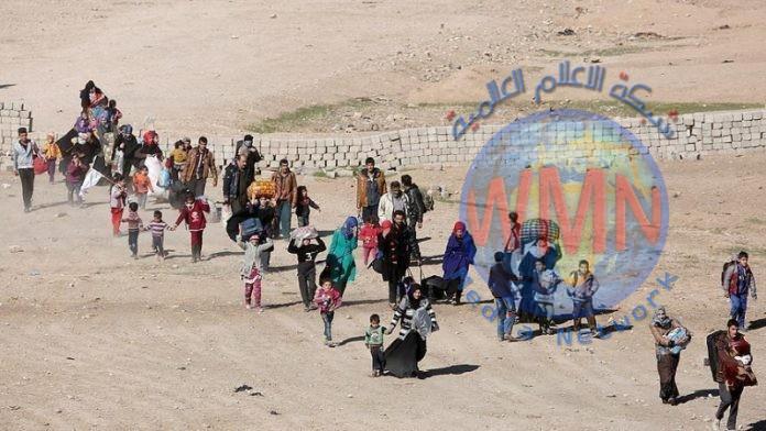 الهجرة النيابية: العام الحالي سيشهد اغلاق ملف مخيمات النزوح