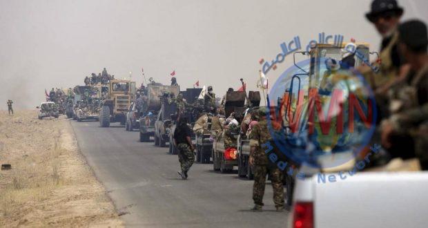 وصول تعزيزات كبيرة من الحشد الشعبي إلى نينوى