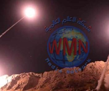 مصدر لقناة الميادين: معلومات بأن أحد الصواريخ طال موقعا لادارة الاتصالات للقوات الأميركية بقاعدة عين الاسد
