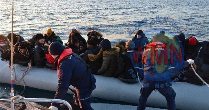 تركيا تضبط 1471 مهاجرا خلال أسبوع