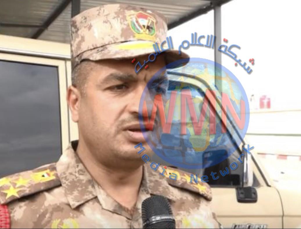 حرس الحدود: ننسق المعلومات مع أمن الحشد الشعبي لرصد تحركات فلول داعش