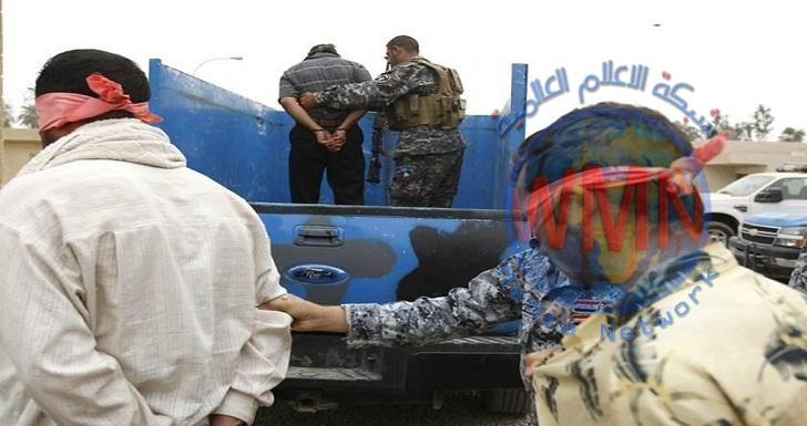 القبض على ثلاثة متهمين بجرائم القتل العمد في ميسان