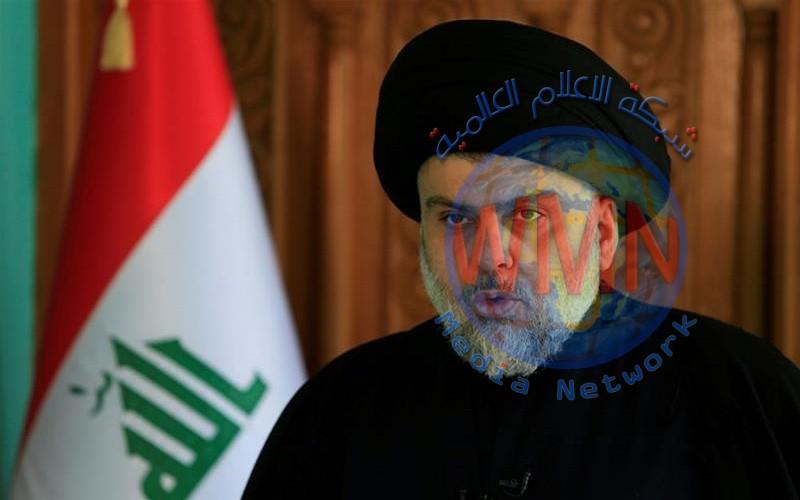 الصدر يدعو الى تظاهرة مليونية لرفض الوجود الأميركي: سماء وأرض العراق تنتهك من الغزاة