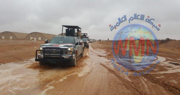 قائد عمليات الفرات الاوسط للحشدالشعبي يعلن الانتهاء من عمليات تطهير صحراء النجف وكربلاء