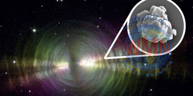 اكتشاف مادة صلبة على الأرض أقدم عمرا من الشمس