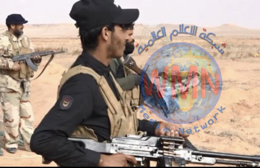 الحشدالشعبي يكثف انتشاره في الطرق المهمة على الحدود العراقية السورية