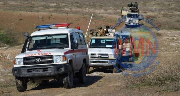 """قيادة عمليات نينوى للحشد تعلن نتائج عملية """"علي ولي الله الثالثة"""" جنوب الموصل"""