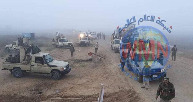"""قيادة عمليات نينوى للحشد تطلق عملية """"شهداء القائم"""" لتطهير جزيرة الحضر جنوب الموصل"""