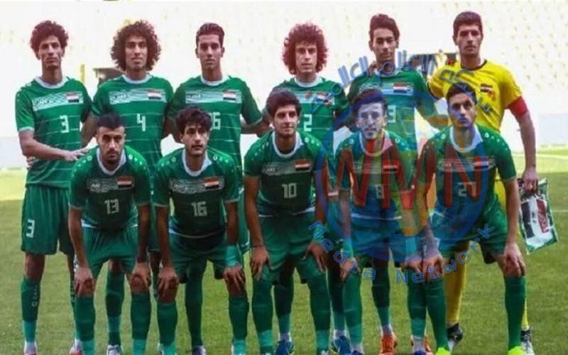 العراق يتعادل مع تايلند ويودع نهائيات آسيا الاولمبية