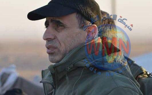وفاة آمر اللواء 25 في الحشد الشعبي المجاهد الفريق كريم عبد الخضر الغزي