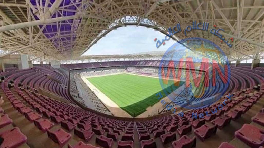 وزير الشباب عن افتتاح ملعب جديد في بغداد: لم يبقَ إلا القليل
