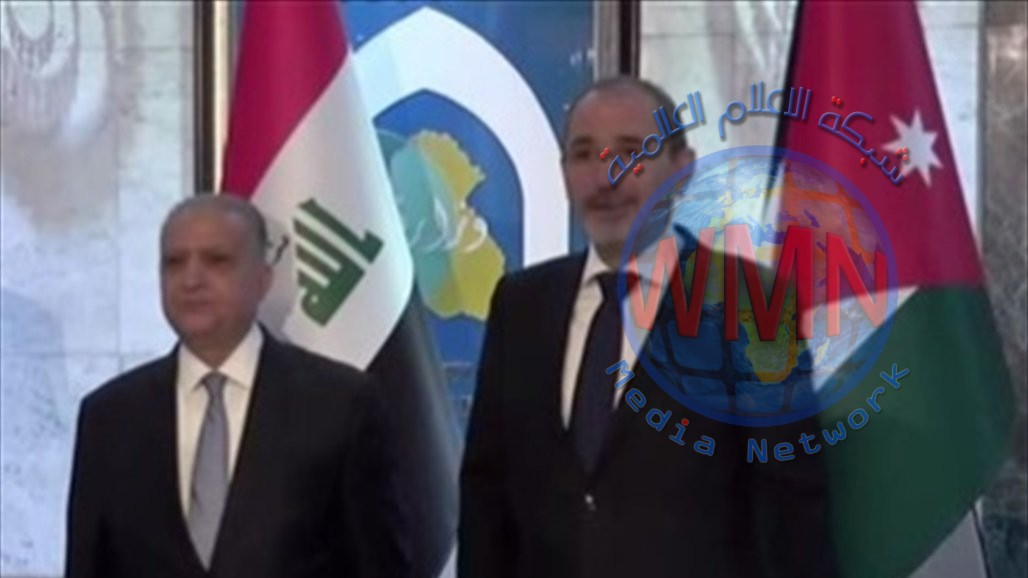 وزير الخارجية الاردني يصل بغداد
