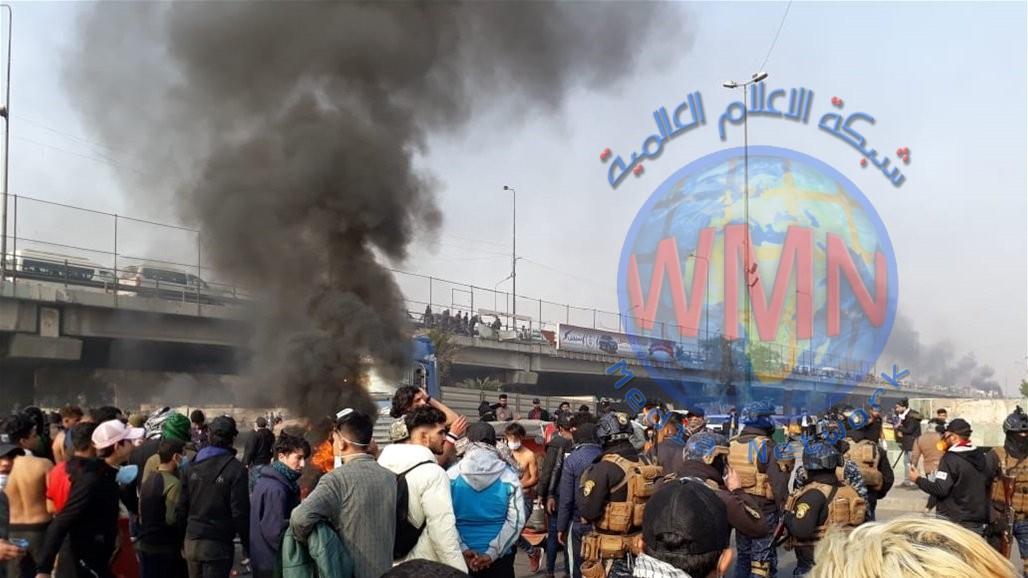 بيان من عمليات بغداد الى المتظاهرين السلميين