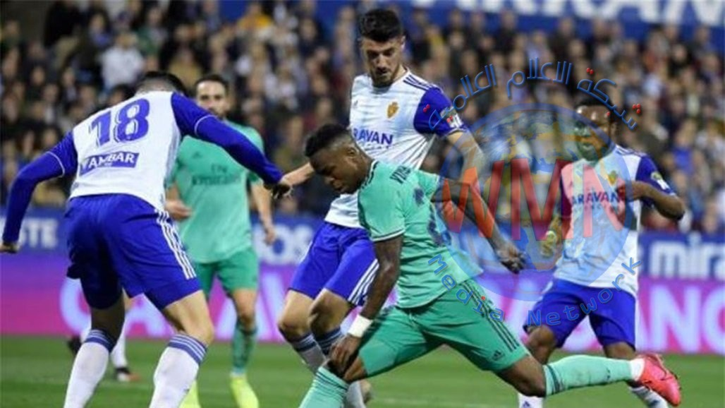 برباعية بيضاء.. ريال مدريد يتخطى سرقسطة ويبلغ ربع نهائي كأس الملك