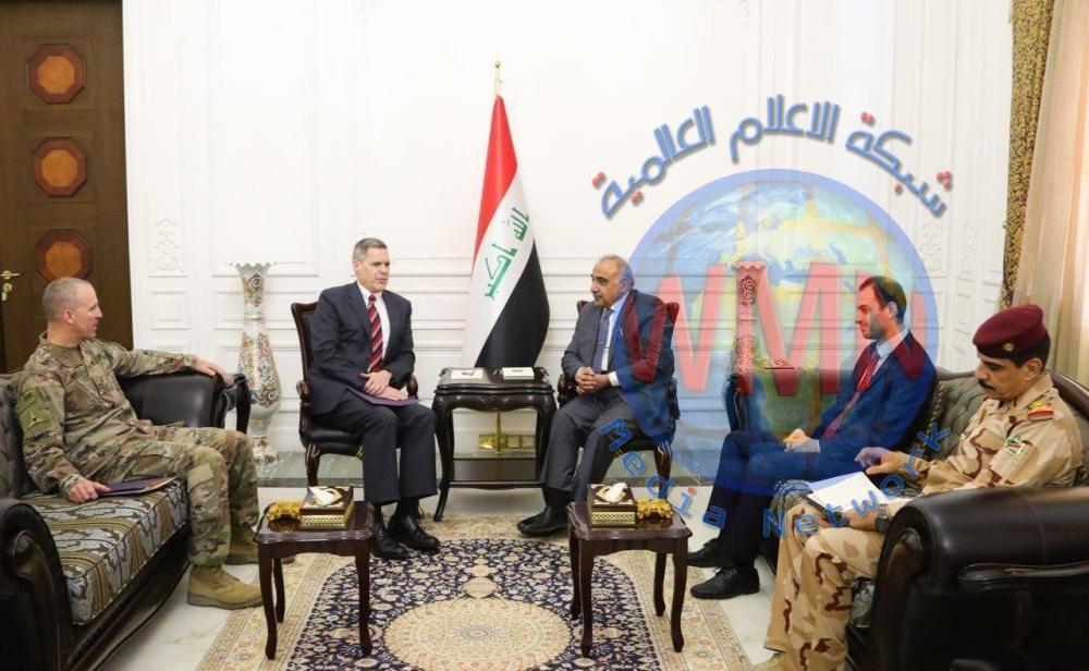 عادل عبد المهدي يطلب اليوم من أمريكا بجدول زمني لمغادرة قواتها العراق