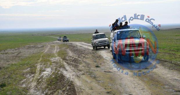 الحشد الشعبي يصد تعرضا لداعش استهدف قطعات الحشد الشعبي جنوب غربِ كركوك