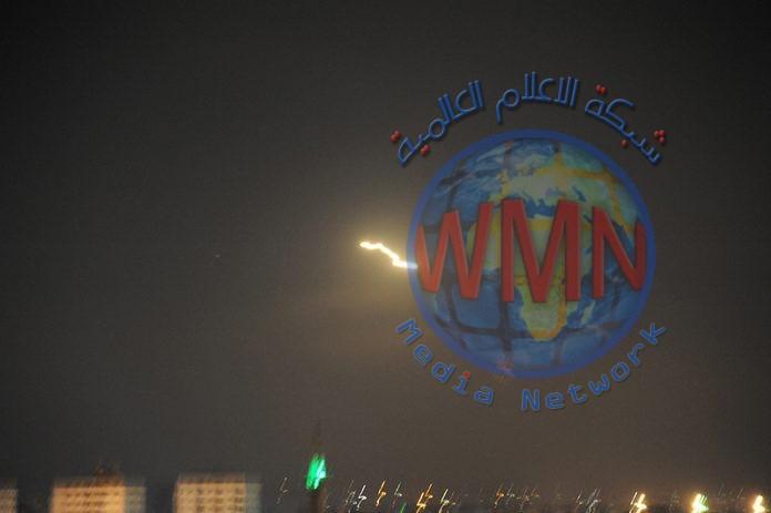 سوريا تعلن التصدي لعدوان إسرائيلي بالصواريخ على محيط دمشق
