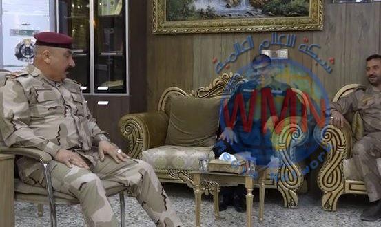 """اجتماع موسع بين الحشدالشعبي والجيش لبحث دحر """"داعش"""" من صحراء الأنبار"""
