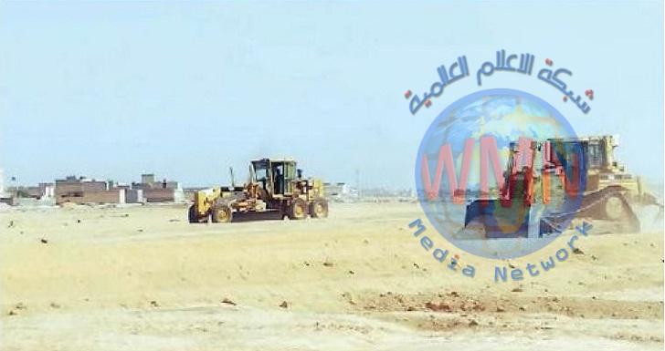بلدية الناصرية: توفير 20 ألف قطعة أرض لتوزيعها بين المستحقين