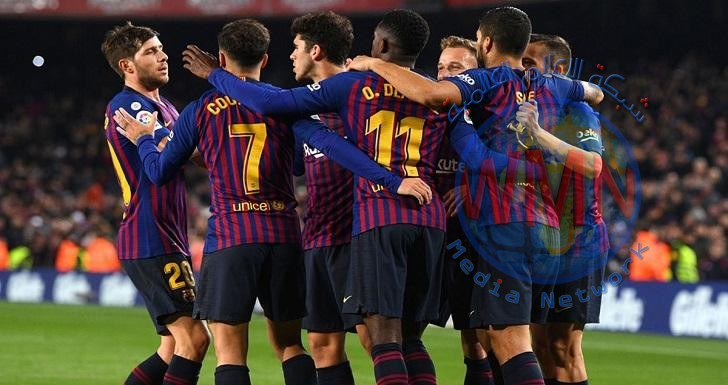 تشكيلة برشلونة امام بلباو في كأس الملك