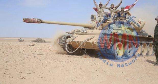 الحمداني: عمليات ابطال العراق تسير وفق الخطة التي وضعتها العمليات المشتركة وتمتاز بمعالجة الأهداف المتحركة