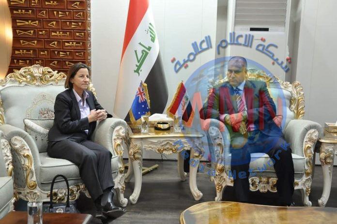 السفيرة الاسترالية: ننتظر التمور العراقية في استراليا
