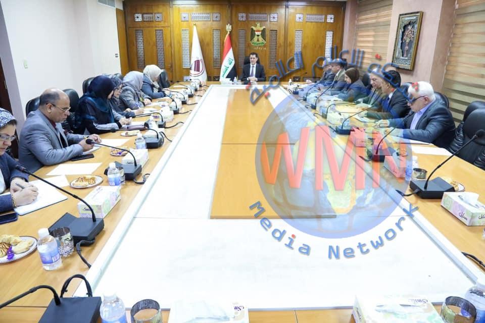 وزير التخطيط يُعلنُ عن أولويات الوزارة لعام 2020 ويؤكد إنجاز النظام الداخلي والبناء المؤسسي لمفوضية الانتخابات