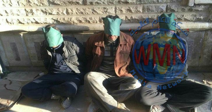 القبض على 3 ارهابيين في نينوى