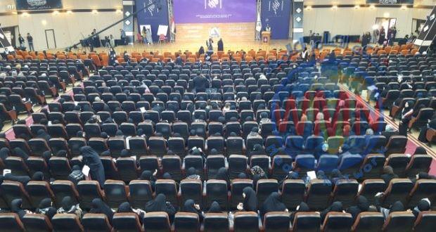 """هيئة الحشد الشعبي تنظم الملتقى السنوي بعنوان """" ثابتة"""" لتعزيز مكانة المرأة"""