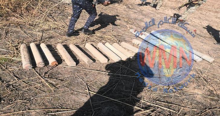 العثور على وكر لداعش في كركوك